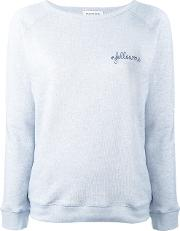 Maison Labiche , Followme Sweater Women Cotton L, Women's, Pinkpurple