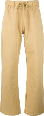 The White Briefs , Main Loose Fit Trousers Men Cotton S, Nudeneutrals
