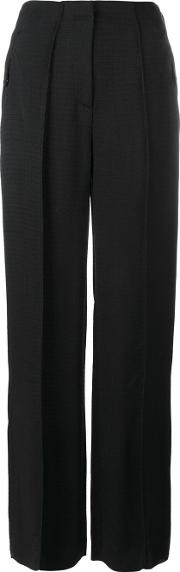 Esteban Cortazar , Wide Leg Trousers Women Viscose 40, Women's, Black