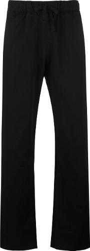 The White Briefs , Main Trousers Men Cotton M, Black