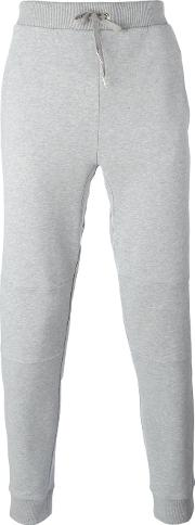 The White Briefs , Track Trousers Men Organic Cotton M, Grey