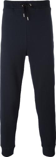 The White Briefs , Track Trousers Men Organic Cotton Xl, Blue