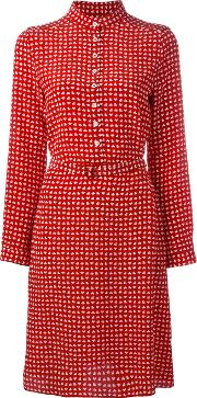 Vanessa Seward , Docile Dress Women Silk 38, Women's, Red