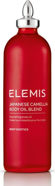 Blend , Elemis Sp Home Japanese Camellia Oil  100ml