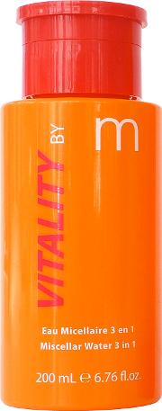 Matis Vitality By M Miscellar  3 In 1 200ml