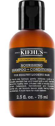 Co , Kiehl's Grooming Solutions Nourishing Shampoo Nditioner 75ml Special Buy