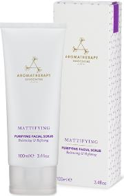Aromatherapy Associates , Mattifying Purifying Facial Scrub 100ml