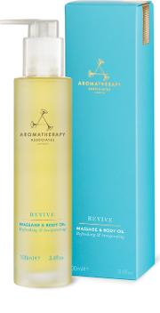 Aromatherapy Associates , Revive Massage & Body Oil 100ml