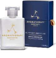 Aromatherapy Associates , Support Breathe Bath & Shower Oil 55ml