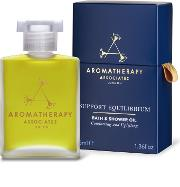 Aromatherapy Associates , Support Equilibrium Bath & Shower Oil 55ml