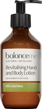 Balance Me , Revitalising Hand And Body Lotion 280ml