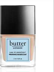 Base , Butter London Nail Foundation Priming Coat 11ml