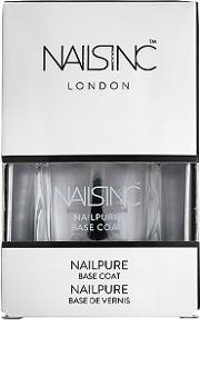 Nailsinc Nailpure  Coat 14ml