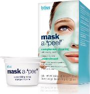 Bliss , Mask A 'peel' Complexion Clearing Rubberizing Mask 3 X 14g