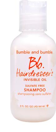Bumble And Bumble , Hairdresser's Invisible Oil Shampoo 60ml