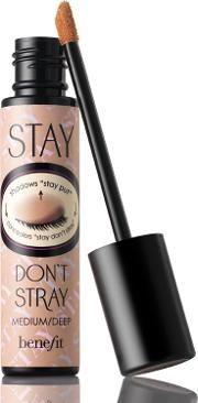 Co , Benefit Stay Don't Stray Stay Put Primer For Ncealers & Eyeshadows Mediumdeep 10ml