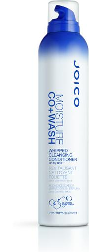 Co , Joi Moisture  Wash Whipped Cleansing Nditioner For Dry Hair 245ml