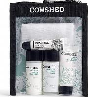 Cowshed , Skincare Starter Kit