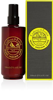 Crabtree & Evelyn , For Men West Indian Lime After Shave Balm 100ml