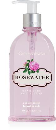 Crabtree & Evelyn , Rosewater Hand Wash 250ml