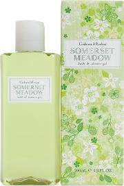 Crabtree & Evelyn , Somerset Meadow Bath & Shower Gel 200ml