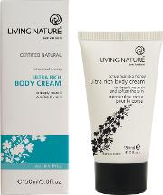 Crea , Living Nature Ultra Rich Body M 150ml