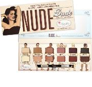 Dude , Thebalm Nude  Eyeshadow Palette 9.6g