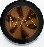 Earth , Iman Second To None Semi Loose Powder  6g