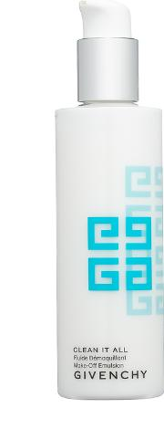 Givenchy , Clean It All Make Off Emulsion 200ml