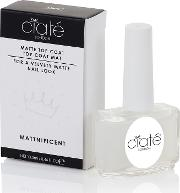 London , Ciate  Mattnificent Matte Top Coat 13.5ml