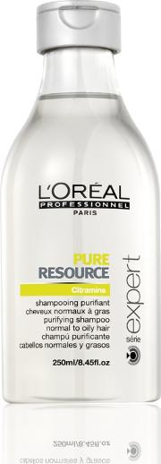 Loreal , L'oreal Professionnel Serie Expert Pure Resource Shampoo 250ml