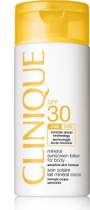 Clinique ral Sunscreen Fluid For Body Spf30 125ml