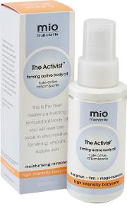 Mio , The Activist Firming Active Body Oil 120ml