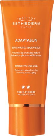 Mod , Institut Esthederm Adaptasun Protective Tanning Care Face Cream - Erate Sun 50ml