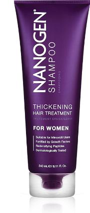 Thickening Treatment Shampoo For Women 240ml