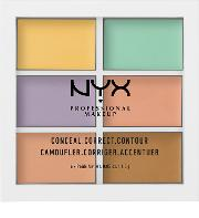 Nyx , Professional Makeup Color Correcting Palette