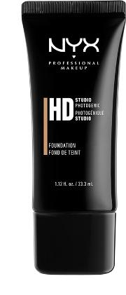 Nyx , Professional Makeup High Definition Foundation 33ml