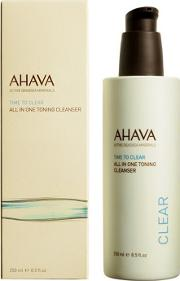 Ahava All In  Toning Cleanser 250ml