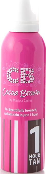 One , Cocoa Brown By Marissa Carter  Hour Tan Mousse 150ml
