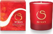 Su Man  Of The Night Scented Candle 225g