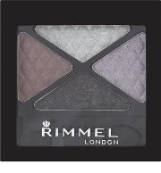 Rimmel , Glam Eyes Quad Eyeshadow 4.2g