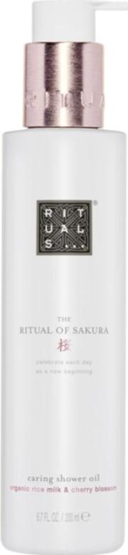 Sakura , Rituals The Ritual Of  Shower Oil 200ml