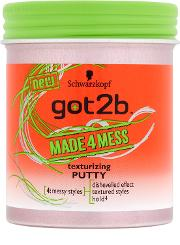 Got2b Made4mess Putty 100ml