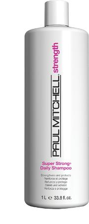 Super , Paul Mitchell Strength  Strong Daily Shampoo 1000ml