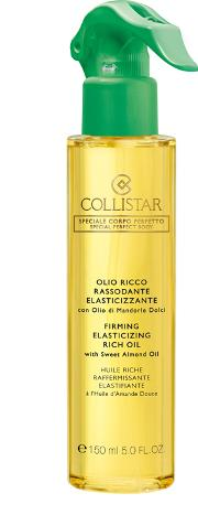 Sweet , Collistar Firming Elasticizing Rich Oil With  Almond Oil 150ml