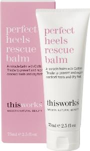 This Works , Perfect Heels Rescue Balm 75ml