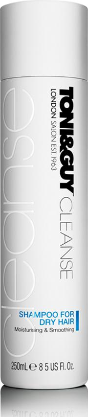 Toni & Guy , Cleanse Shampoo For Dry Hair 250ml