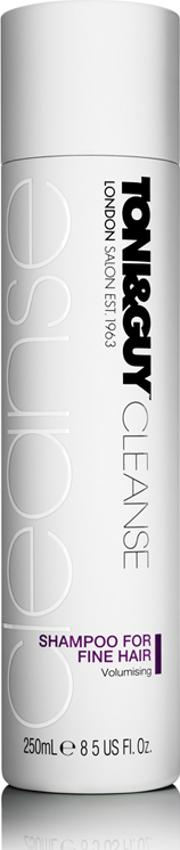 Toni & Guy , Cleanse Shampoo For Fine Hair 250ml