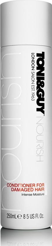 Toni & Guy , Nourish Conditioner For Damaged Hair 250ml