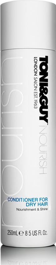Toni & Guy , Nourish Conditioner For Dry Hair 250ml